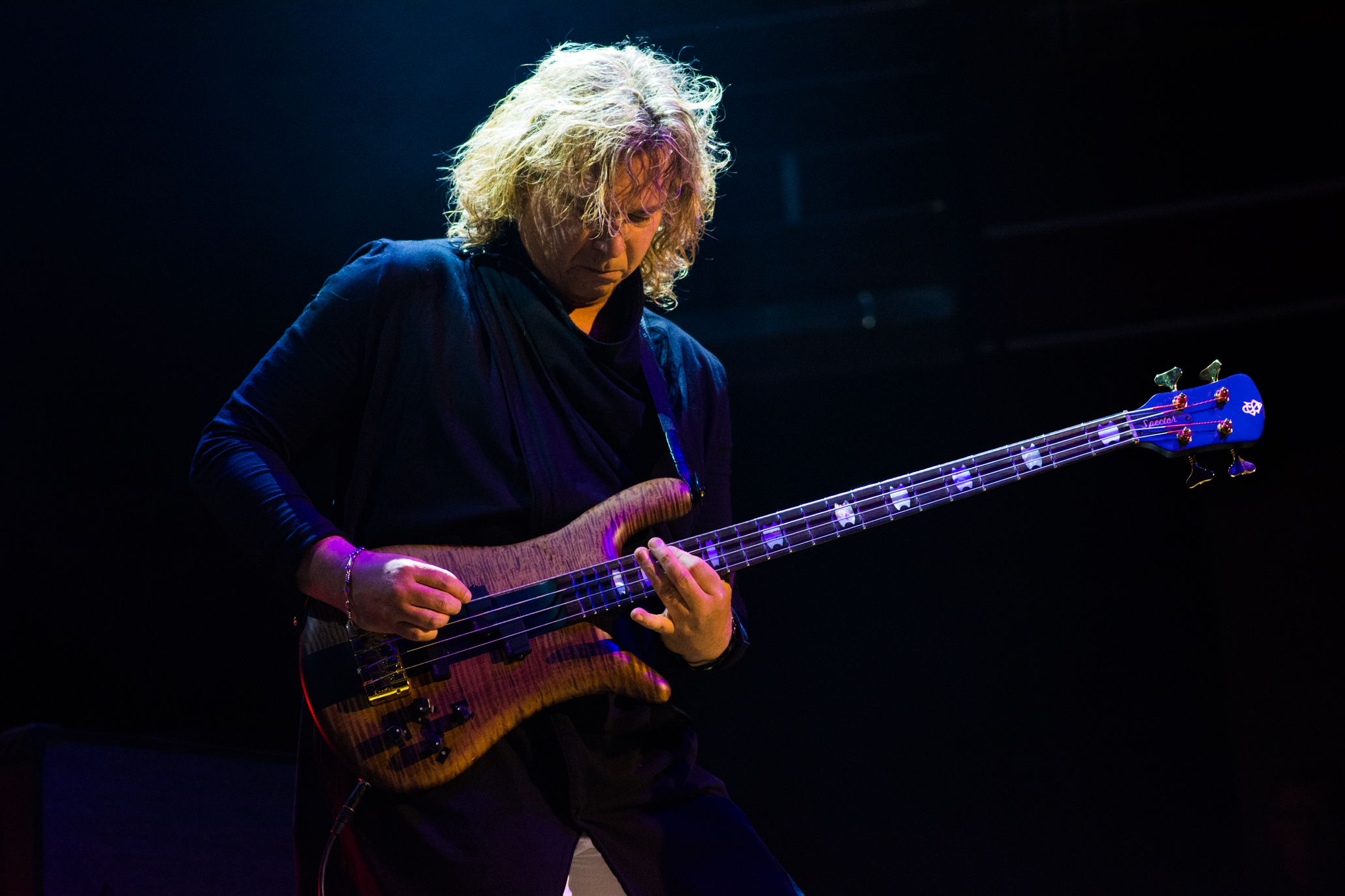 Billy Sherwood © William Mulryne