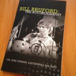 Bill Bruford book