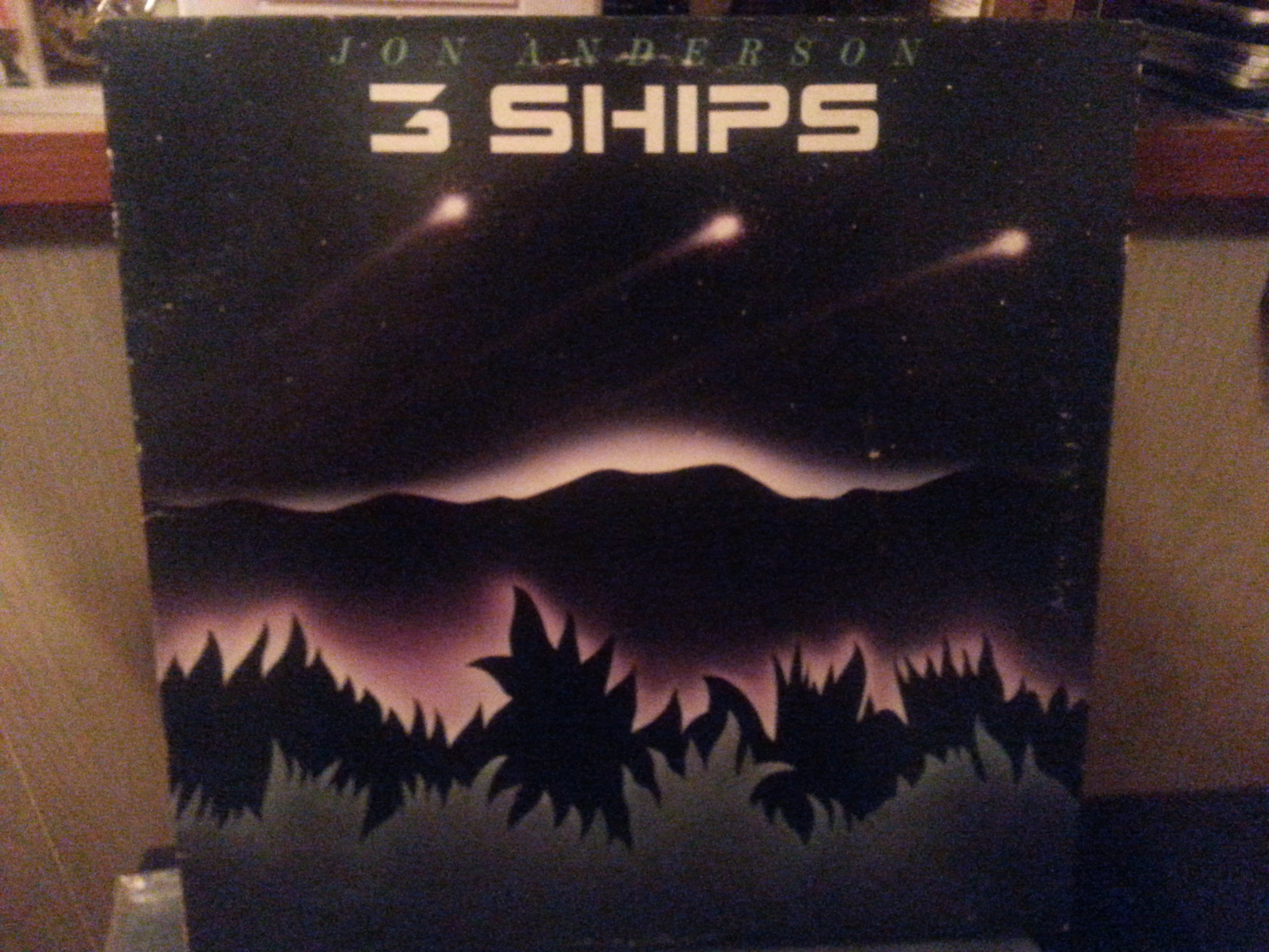 3 Ships by Jon Anderson