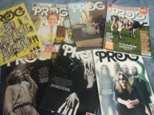 Prog Magazines