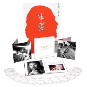 Vangelis box set