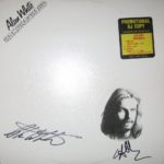 Alan White signed album