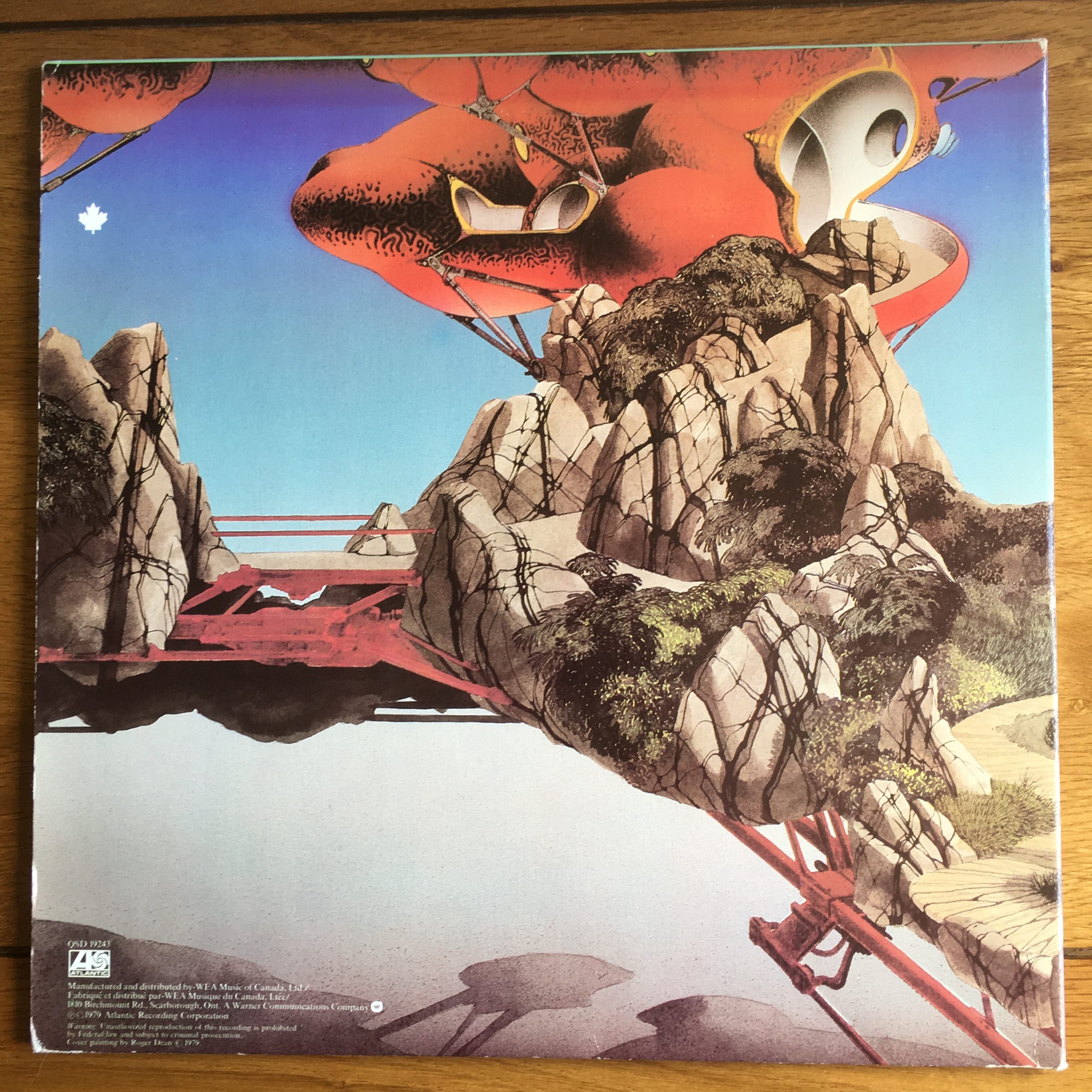 The Steve Howe Album – Part 1 – 280
