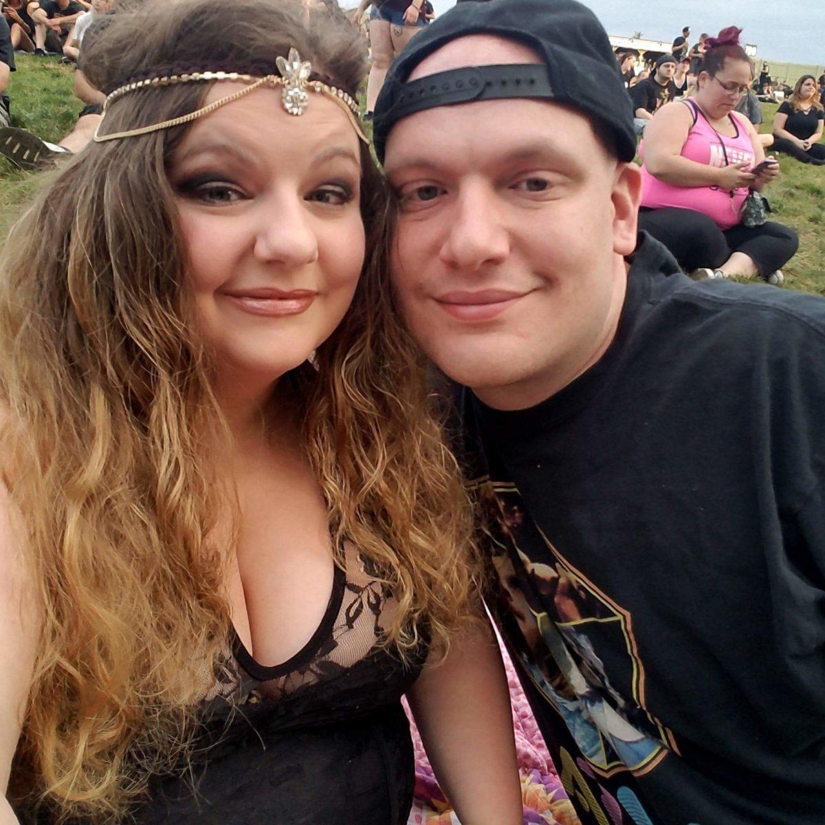 Dan and Amanda