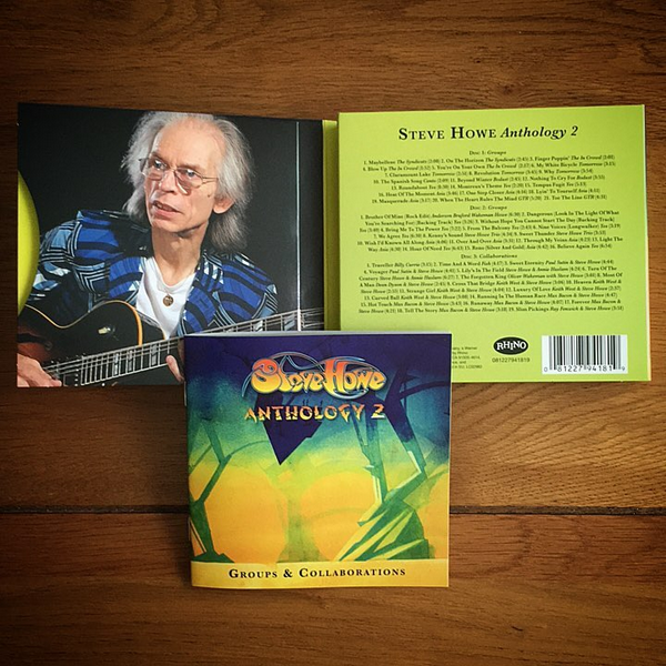 Steve Howe – Anthology 2 – 296