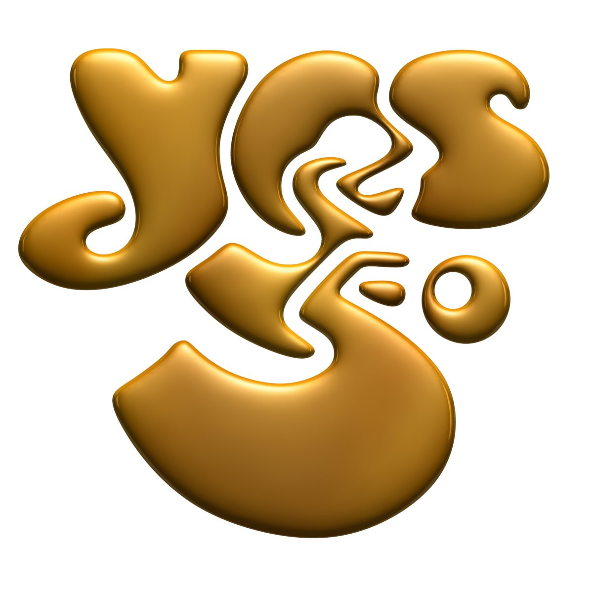 Yes 50th Anniversary Logo