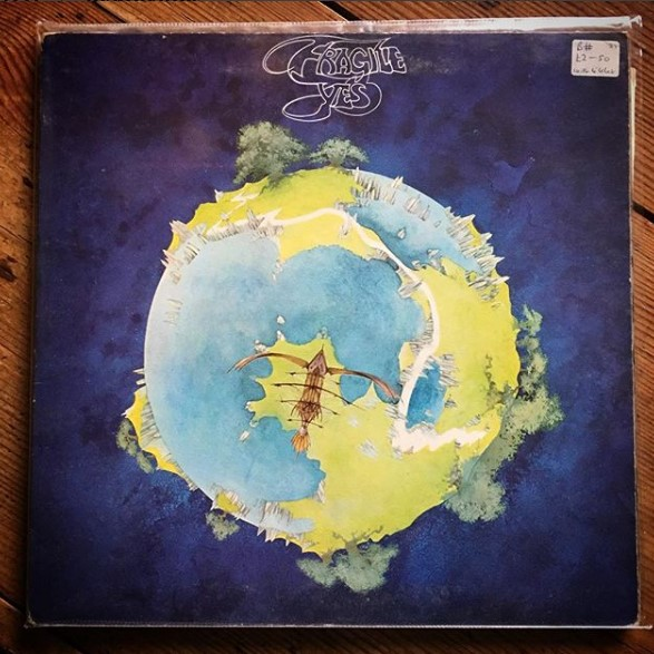 Yes singles part 4 – Fragile – 317