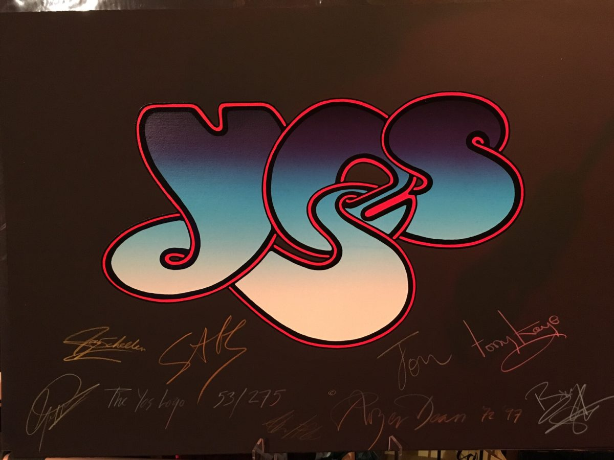 YES FanFest – 50 True Summers – from a distance – 345