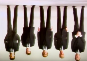 Leave It video directed by Godley and Creme