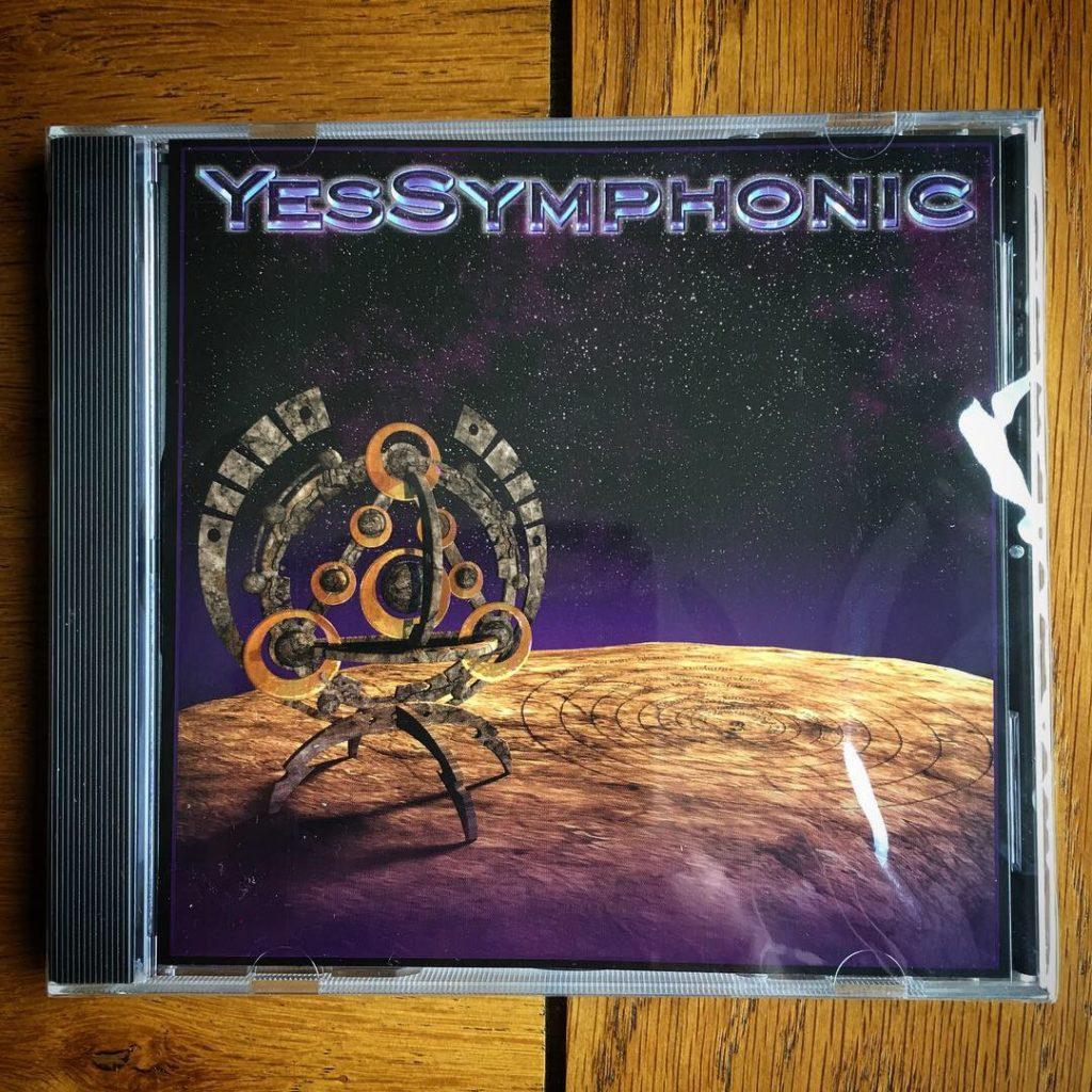 YesSymphonic EP
