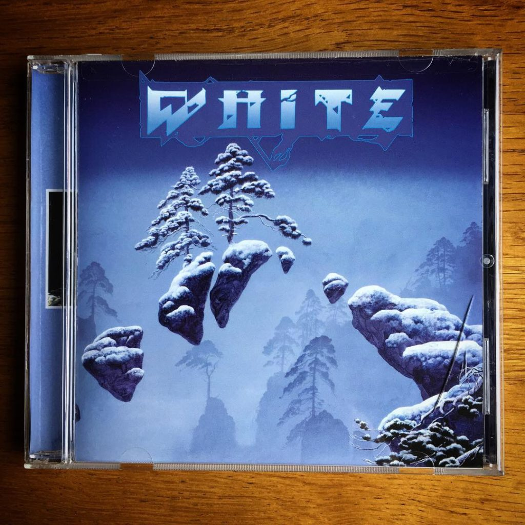 The album from White