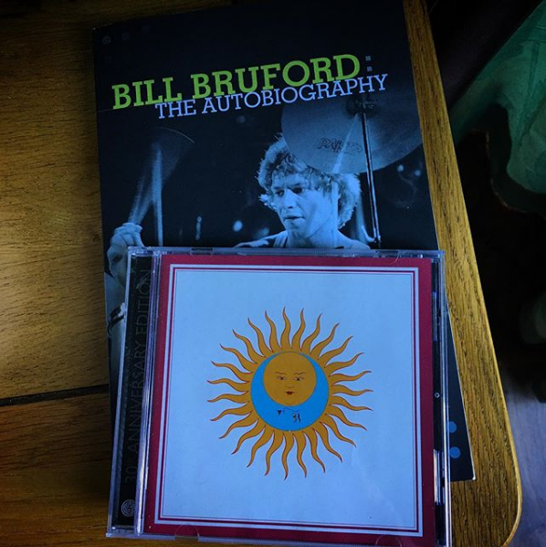 What did they do next? Part 3a – Bill Bruford – 386