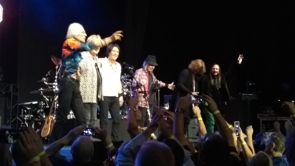 Yes Live June 2019
