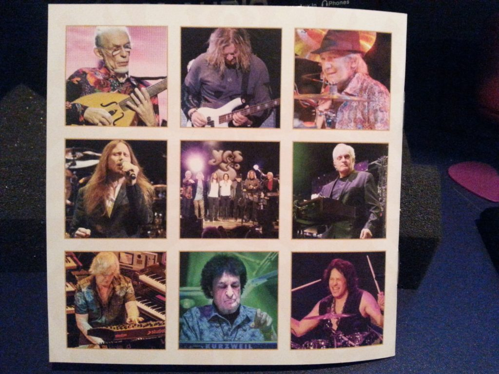 YES50 Live Booklet