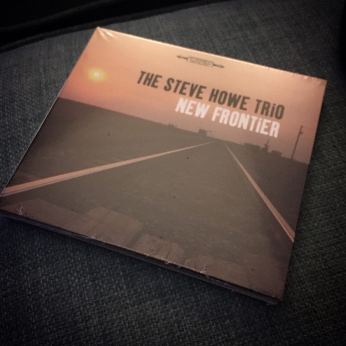 New Frontier by the Steve Howe Trio – 402