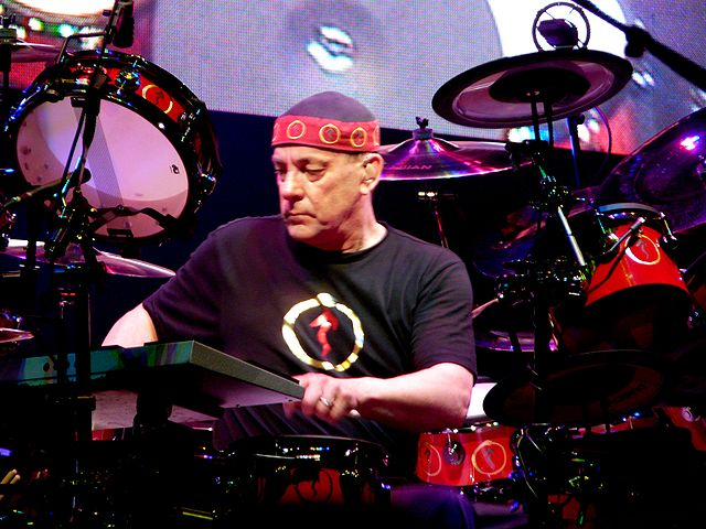 Mark's Tribute to Neil Peart