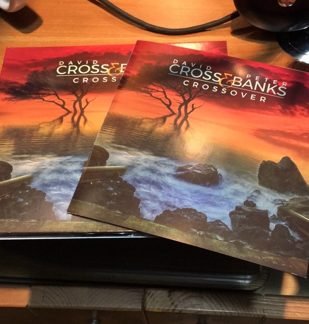 David Cross Interview – Crossover album with Peter Banks – 415
