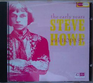 CD Cover - Steve Howe