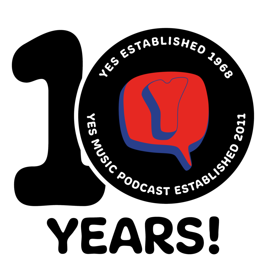 10th Anniversary YMP logo